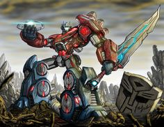 Transformers - Fall of Cybertron Fan Art by Partin-Arts.deviantart.com on @deviantART