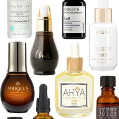 "Beauty Editors at Instyle feature Uma as their go-to face oil for great skin! Read why they're raving about our ""tea tree oil and clove oil rich Deeply Clarifying blend"" that ""smells divine and has anti-microbial properties to prevent future flare ups"" 