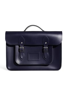 What a great blue bag for the cold weather days!