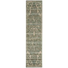 Nourison Elements Azure Area Rug