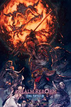 81 Best Xiv Art Images In 2019 Final Fantasy Xiv Final