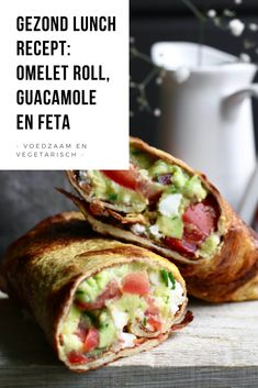 Best Fish Taco Recipe, Ras El Hanout, Vegetarian Recipes, Healthy Recipes, Breakfast Bites, Low Carb Lunch, Lunch To Go, Wrap Recipes, Easy Food To Make