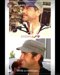 @petrak40 shared this story a little while ago but I decided to use it again for my goodnight post as I love Séb and his hats! thanks @petrak40 Good night and sleep well  #sebsoloalbum #teamseb #sebdivo #sifcofficial #ildivofansforcharity #sebastien #izambard #ildivoofficial #seb #singer #sebontour #musician #music #composer #producer #artist #instafollow #instamusic #french #handsome #amazingsinger #amazingmusic #amazingvoice #greatvoice #followsebdivo #eone_music #wecameheretolove…