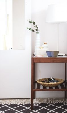 Stylish DIY Ikea Nesna Bedside Table Hack | Shelterness