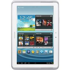 """Samsung Galaxy Note GT-N8013ZWYXAR with WiFi 10.1"""" Touchscreen Tablet PC Featuring Android 4.0 (Ice Cream Sandwich) Operating System, White"""