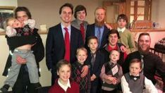 FOX NEWS: Fourteenth time the charm? Mother of 13 sons expecting another child Family Issues, Sons, Parenting, Charmed, Couples, Children, People, Baby, Michigan