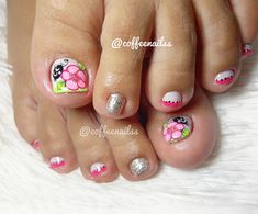 Nails, Beauty, Work Nails, Thigh Workouts, Pedicures, Nail Decorations, Finger Nails, Ongles, Beauty Illustration