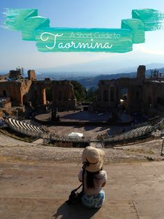 A short guide to Taormina