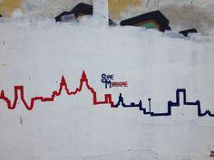 Liverpool skyline outline Liverpool Skyline, Outline, Tattoo Ideas, Arabic Calligraphy, Sport, Inspired, Tattoos, Inspiration, Deporte
