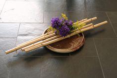 Freestyle Ichiyo Bamboo Kubari | Ikebana by Jeroen Vermaas | Flickr