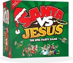 Santa vs Jesus - The Epic Xmas Game