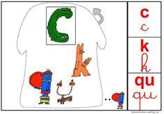le son c k qu cp alphas - Recherche Google