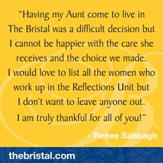 Thanks for letting us know how you feel! Great job to The Bristal staff. Assisted Living, I Can Not, Reflection, How Are You Feeling, Thankful, The Unit, Let It Be, Feelings, Live