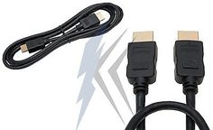 3x HDMI 6FT 1.4 Cable Cord for PS3 PS4 Xbox One 360 Bluray LCD HDTV 1080P LCD 3D