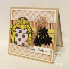 Paper, Ribbon, and Thread: MFP Blog Hop Day #4 - Presents  (July 2013)
