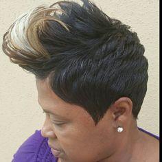 #shorthair #blackhairstyles