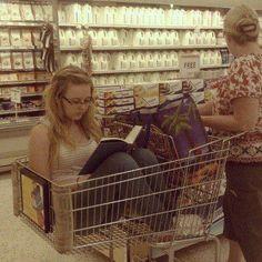 La compra de las personas-libro