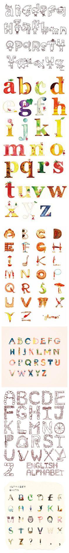 cute font