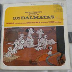 101 DALMATAS WALT DISNEY VINILO
