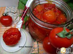 Конфитюр из помидоров черри с перчиком чили