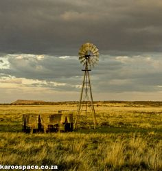 Moving to the Karoo: 12 Handy Survival Hints - Karoo Space Stella Art, Wind Mills, Wind Turbine, South Africa, Southern, Survival, Flowers, Plants, Painting