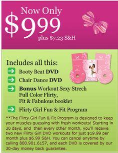 Flirty Girl Fitness Review