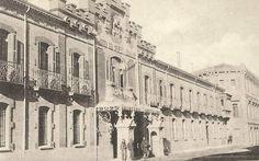 CALLE  YANGUAS  Y MIRANDA  -CUARTEL  DEL  GUENERAL  MORIONES (2)