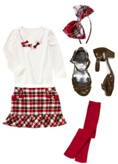 Gymboree....Have the top...Love the skirt