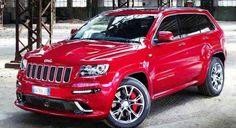 2016 Jeep SRT Hellca