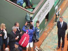Novak Djokovic @ Roland Garros 2013