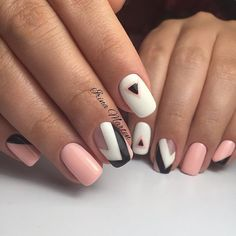 "Determine more info on ""nail paint ideas"". Browse through our site. Manicure, Shellac Nails, Matte Nails, Acrylic Nails, French Nails, Hair And Nails, My Nails, Nailart, Gel Nagel Design"
