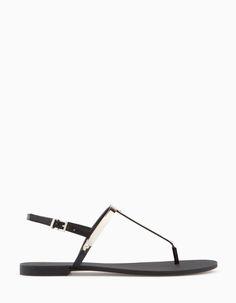 Sandalo applique