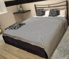 Κρεβάτι Pier - Μεταλλικά - Κρεβάτια - ΥΠΝΟΔΩΜΑΤΙΟ Bed, Furniture, Home Decor, Decoration Home, Stream Bed, Room Decor, Home Furnishings, Beds, Arredamento