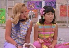 Lizzie e Miranda.
