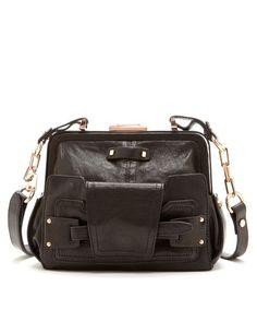 Mark shoulder bag / kooba