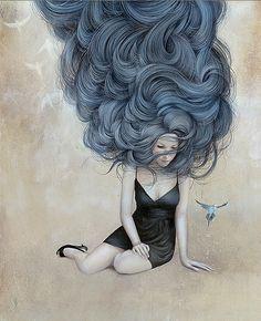 beautiful illustration from Dan May's Dream World