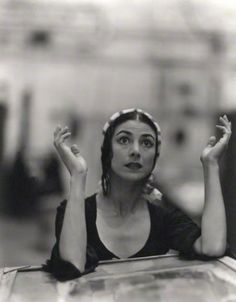 Dame Margot Fonteyn (1919-1991) - English ballerina, one of the greatest classical ballet dancer of all time. Photo by Cecil Beaton