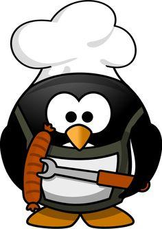 Penguin Grillmaster