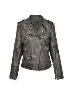 Dark Brown Asymetrical Zip Leather Motorcycle Jacket -  Dark Brown Asymetrical Zip Leather Motorcycle Jacket Forzieri Italian elegance with rock undertones permeates from this dark brown leather jacket with a diagonal zipper and button collar. Made in Italy. Price $840.00 Click HERE for more Information