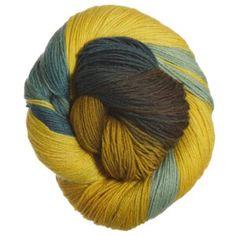 Lorna's Laces Shepherd Sock Yarn in Serenity (Firefly!!!!)