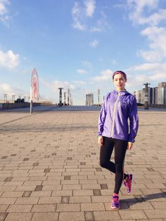 The other day of Odaiba. After all, a wide place is the best in the running. I was able to run comfortably. Pic from the other day. Running in an open space like this felt great.
