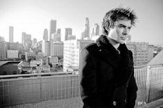 photoshoot Ian Collin Stark