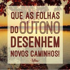 """1,904 curtidas, 20 comentários - ByNina (Carolina Carvalho) (@instabynina) no Instagram: """"E por aqui o frio já chegou... #frases #outono #esperança #fé #bynina #instabynina"""""""