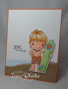 DTGD Seas the Day by - Cards and Paper Crafts at Splitcoaststampers Seas, Card Ideas, Paper Crafts, Awesome, Projects, Cards, Blue Prints, Paper Craft Work, Maps