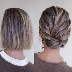 30 Updos for Short Hair to Feel Inspired & Confident in 2021 - Hair Adviser
