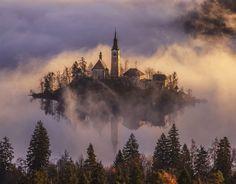 Nascer do sol na Eslovênia - IdeaFixa