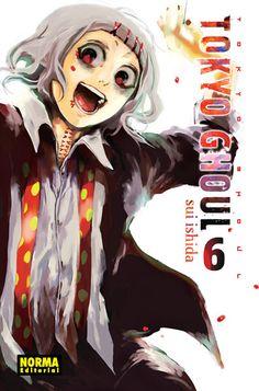 TOKYO GHOUL 06 Novedad Abril. Cómic manga - Reedición
