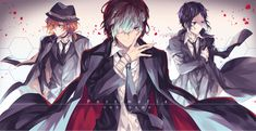 Bungou Stray Dogs - Dazai's Port Mafia Days