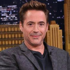 Robert Downey Jr. congratulates son on new music sobriety in emotional Facebook post http://shot.ht/1RdmrsB @EW