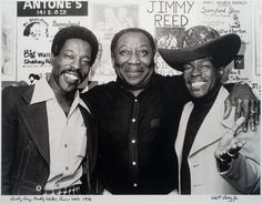 Buddy Guy, Muddy Waters and Junior Wells, jazz blues music jazzfestival jazzfest jazzmaster legends art trumpet jazzguitar jazztrumpet jazzmusic bluesmusic bluesguitar bluesfestival muddy muddywaters buddyguy night wednesday Jazz Blues, Rhythm And Blues, Blues Music, Junior Wells, Jimmie Vaughan, Buddy Guy, Delta Blues, Muddy Waters, Blues Artists
